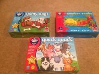 Orchard Toys Bundle