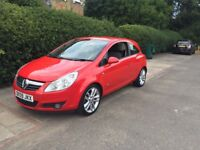 VAUXALL CORSA DESIGN 1.2++ PETROL ++ CHEAP ROAD TAX