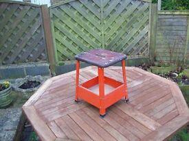 step or stool