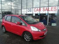 2010 10 HONDA JAZZ 1.3 I-VTEC SI 5D 98 BHP **** GUARANTEED FINANCE **** PART EX WELCOME