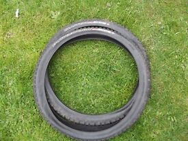 "Pair Of Specialized Purgatory / Clutch Control 26"" Mountain Bike Tyres"