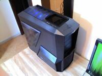 Fast 4.0ghz Quad Core Gaming PC Desktop Computer