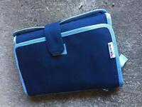 Munchkin travel baby change mat never used!