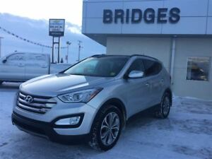 2015 Hyundai Santa Fe Sport Limited**Leather-sunroof-Nav-Remote