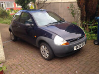 Ford KA, 2004 MOT untill January 2017, Blue 84000 miles