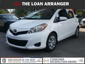 2014 Toyota Yaris LE 5-Door AT
