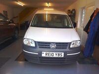 VW Caddy Van (no VAT)