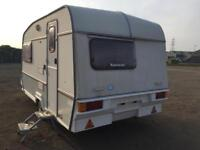Abbey Lincoln Caravan with toilet and shower