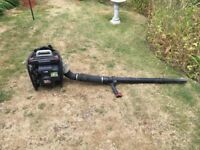 Echo pb-46ln backpack leaf blower