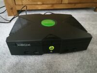 Microsoft Original Xbox for spares or repair