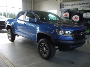 2019 CHEVROLET COLORADO 4WD CREW CAB ZR2 SHORT BOX DIESEL (4ZR)