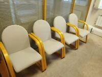 Prices vary! Various Single Office/Meeting/Boardroom/Conference chairs (swivel, desk, task)