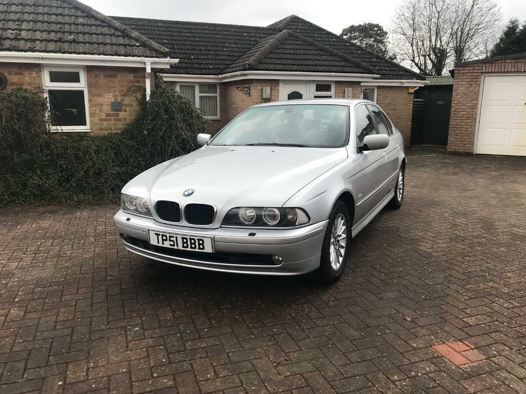 Bmw E39 520i 22 Manual In Four Marks Hampshire Gumtree