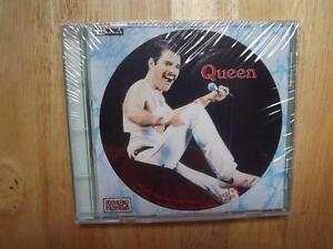 FS: Interview Picture Discs on CD (Queen-Madonna-Fox-Beatles +)