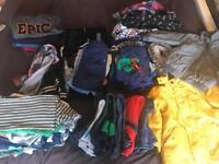 Boys 2-4 clothes bundle 60+ items