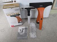 VonHaus Window Vacuum - Window Cleaning Vacuum Kit + Bottle & Microfibre Pad