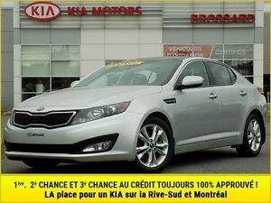 2013 Kia Optima EX Turbo Toit Panoramique Cam/ra de Recul