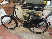 'Dutchie Chic' Imported Ladies or Gents Dutch Bike, 3 Speed, Basket, Great Condition!!