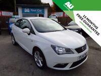 Seat Ibiza 1.4 16v Toca SportCoupe 3dr White