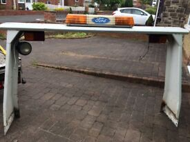 Ford transit recovery truck fin for sale
