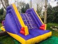 15ft x 12ft x 12ft Disney Commercial Inflatable Slide
