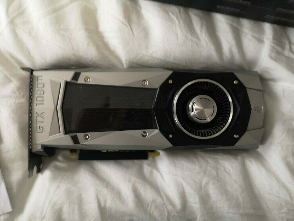 Asus GeForce GTX 1080 Ti Founders Edition 11GB GDDR5X | in Liverpool City  Centre, Merseyside | Gumtree