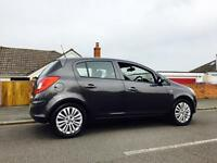 SALE PRICE THIS WEEK END ONLY 2011 VAUXHALL CORSA 1.2 LOW MILES LONG MOT