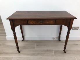 Ornate hall table