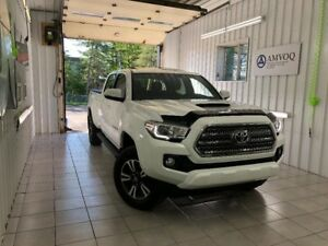 2017 Toyota Tacoma TRD SPORT-NAV-TOIT-INDUCTION CHARGE