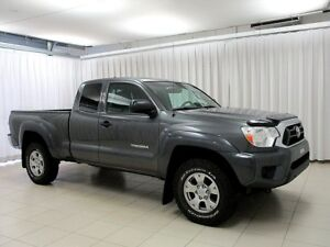 2015 Toyota Tacoma SR5 4X4 ACCESS CAB W/ TOW PACKAGE, TIE DOWNS,