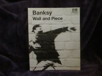 Banksy Wall & Piece Book