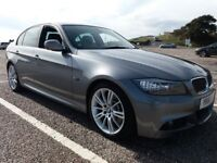 BMW 330D M Sport only 18850 miles, Stunning in Space Grey Metallic.