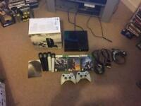 Xbox 360 Console, Accessories and Games