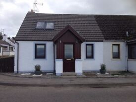 2 Bedroom Semi Detached House For Rent Portmahomack