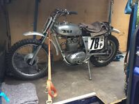 Motorcycle Transport Recovery Non Runner Transport Project Barn Find Crash Damage Track Custom UK