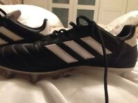 Adidas Copa football rugby boots size 8