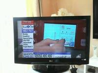 Lg 37ich lcd full hd with remote control every good condition