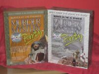 murder mystrey games x2