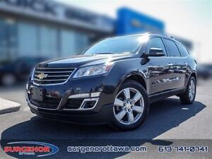 2016 Chevrolet Traverse AWD 1LT  - $257.61 B/W