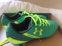 Under armour size 7.5 rugby/football boots