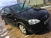 Vauxhall Corsa 2006 for sale CAR 1.2 NEW PRICE