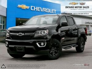 2019 Chevrolet Colorado Z71 4WD / Z71 Midnight Edition / Heat...