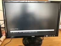 22inch Digimate L-2248WD Widescreen 5ms DVI TFT Monitor