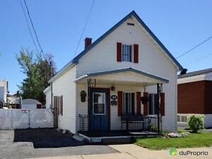 85 000$ - Maison à un étage et demi à vendre à Sorel-Tracy