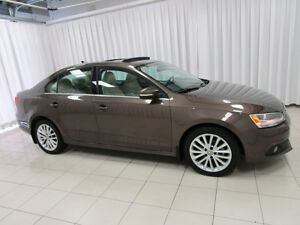 2011 Volkswagen Jetta TDI Diesel Highline! Navigation! Sunroof!