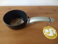 Small non-stick saucepan