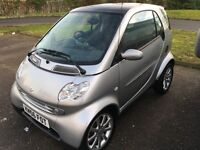 Smart city coupe passion turbo petrol