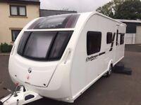 Swift Challenger Sport 586 SR Caravan 2012 6 Berth