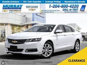 2016 Chevrolet Impala LT 2LT *Remote Start, Satellite Radio, OnS
