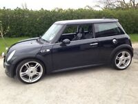 2007 Mini Cooper S with low miles. (Supercharged)